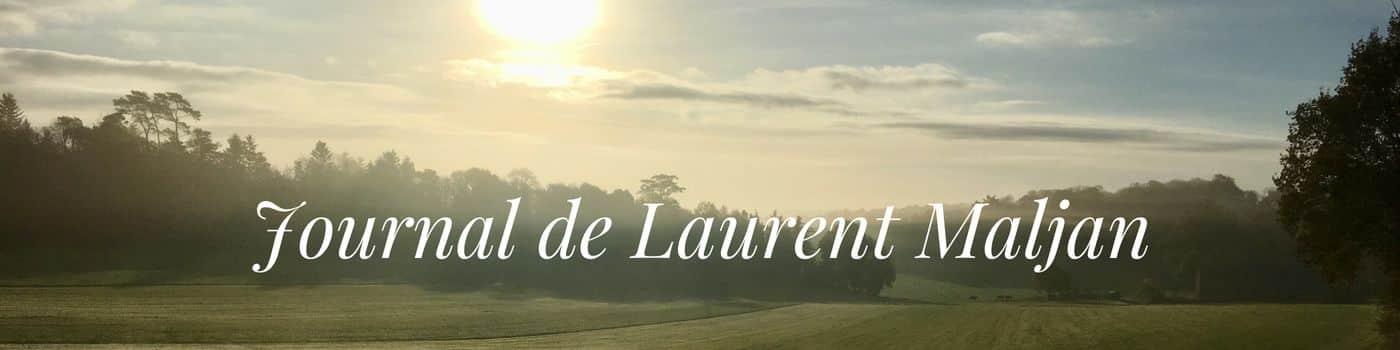 Journal de Laurent Maljan Logo